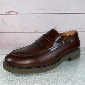 Mephisto Caoutchouc Lite Leather Penny Loafers 7